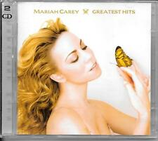 2 CD COMPIL 28 TITRES--MARIAH CAREY--GREATEST HITS