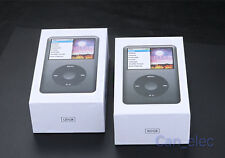 """Original NEW """"Packaging Box Only"""" For iPod Classic 7th Generation 120GB Black"""