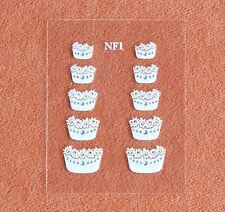 Sticker Nailart French NF 1
