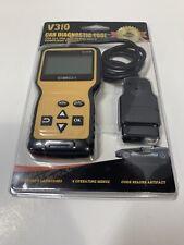 V310 Universal OBD2 OBDII Auto Car Code Reader Diagnostic Scanner Tools US