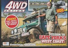 NEW:Australian 4WD Action DVD No 206 Mission To Cape York's West Coast