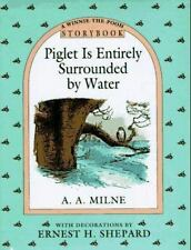 Piglet Is Entirely Surrounded by Water Storybook (Winnie-the-Pooh) Milne, A. A.