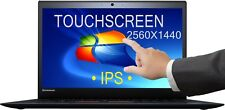 Lenovo X1 Carbon 3 Core i7 2,60GHz 256 SSD 8GB 2560 x1400 Touchscreen IPS