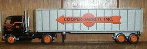 Cooper Jarrett Motor Freight Lines Chicago '98 Winross Truck