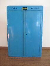 "Hazet 110-pequeño armario de herramientas, vintage Little ""a"" Tool Cabinet Porsche VW"