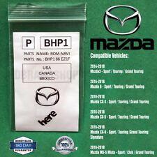 2018 Mazda 3 6 CX3 CX5 CX9 MX5 GPS Navigation SD CARD BHP1 66 EZ1F 2016 2017