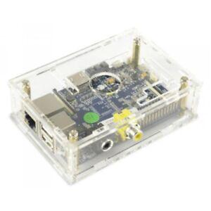 Allnet Box Banana Pi Board Leer-Gehäuse ohne Platine transparent