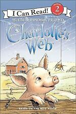 Charlotte's Web: Wilbur Finds A Friend I Can Read Book 2