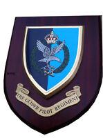 RAF Glider Pilot Wall Plaque Royal Air Force Army Air Corps