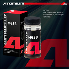 ATOMIUM MGSB Manual Gearbox Transmission Treatment Restoration Protect Additive