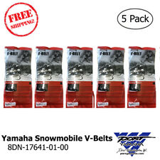New 5 Pack Snowmobile Belt APEX NYTRO VECTOR  8DN-17641-01-00  V Belt