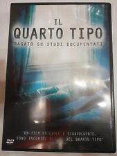 IL QUARTO TIPO - FILM IN DVD - ORIGINALE - visita il negozio COMPRO FUMETTI SHOP