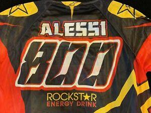 Mike Alessi 800 Alpinestars  Motocross Jersey