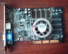 AGP card Sapphire KOB N884XTM-64H GF4 MX440 8X 64MB SSR TV VGA Video