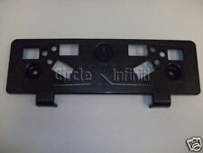 New OEM Infiniti G37 Coupe Sport Front License Plate Bracket 2008-2010
