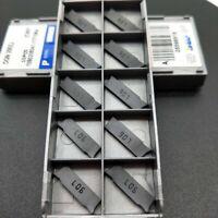10pcs DGN2002JIC907 2mm wide slot lathe cutting milling inserts carbide