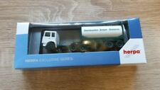 Herpa 927857 - 1/87 on f8 tankcontainer semi-remorque-Dortmunder Actien brasserie