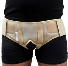 Wonder Care-Double Inguinal Hernia Support Belt - Truss Brace With Two Pressure