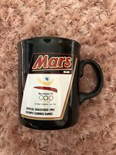 Mars Barcelona Summer Olympics 1992 Mug Advertising