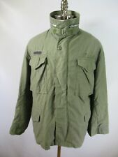 E8670 VTG US ARMY M-65 Cold Weather Field Coat Military Jacket