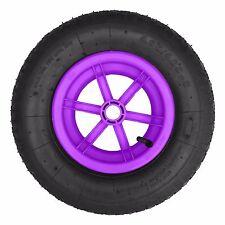 "LILAC wheelbarrow 16"" / Trolley Wheel Pneumatic Tyre 4.80 / 4.00 - 8 Inner tube"