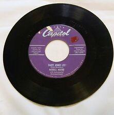 "MERRILL MOORE SWEEET JENNIE LEE/SNATCHIN"" AND GRABBIN' 45 RPM VG"