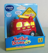 SALE !!! Vtech Baby Toot-Toot Drivers - Fire Engine New
