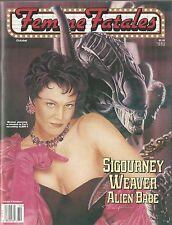 Femme Fatales Sigourney Weaver Madeline Smith JJ North Nikki Fritz NM