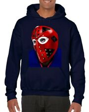 New York Islanders Goalie Mask Billy Smith Hockey Hoodie