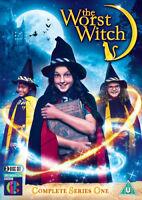 The Worst Witch: Complete Series 1 DVD (2017) Bella Ramsey cert U 3 discs