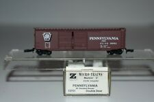 Z Scale Mtl 13701 Pennsylvania 50' Double Door Boxcar 32156 C8976