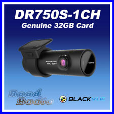 BLACKVUE DR750S-1CH Full HD Front Only Dash Cam Ultra Wide Angle 32GB