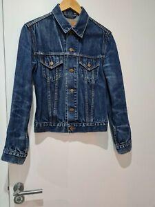 Must Look!!! Womens Original 80's Vintage Levis Struss Denim Jacket Size M