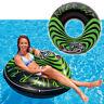"Inflatable Float Tube Swimming Pool Water Tubes 48"" River Rat Floating Raft Lake"