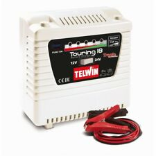 TOURING 18 ex.807556 Intelligent, portable charger for charging TELWIN AGM, MF