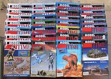 MODEL TIME IL MODELLISMO IN SCALA EUROPEA rivista lotto di 28 numeri da 19 a 58