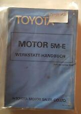 Werkstatthandbuch Toyota Crown RS/LS110 & MS111/112 ab 9/79