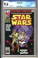 STAR WARS #27  CGC 9.6 WP NM+  Marvel Comics 1979  Skywalker Vader Jedi (vol 1)