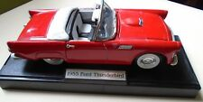 1955 FORD THUNDERBIRD 1/24  SCALE  (SUPERIOR )