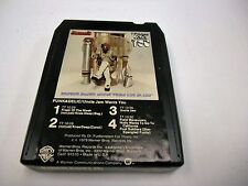 PARLIAMENT Uncle Jam Wants You 8 Track Tape 1979 Warner Bros George Clinton VG+