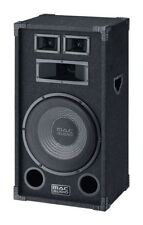 Mac Audio Soundforce 1300,Discolautsprecher max. 400 Watt, 1 Stück Neu-Ware