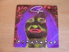 """Gillan: Nightmare 7"""": 1981 UK Release: Picture Sleeve"""