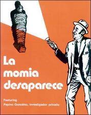 Seor Pepino Series, La momia desaparece NTC: FOREIGN LANGUAGE MISC