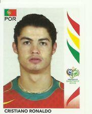 Panini WM 2006 Cristiano Ronaldo
