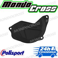 Cover protezione carter frizione POLISPORT Nero HONDA CRF 450 R 2013 (13)