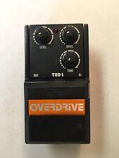 Tokai TOD-1 Analog Overdrive Rare Vintage Guitar Effect Pedal MIJ Japan