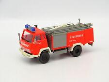 Roco 1/87 HO - Steyr 791 Rosenbauer Bomberos Feuerwehr