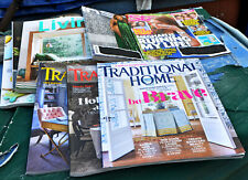 Lot! Various Magazines - People, Instyle, Star, Traditional Home, etc 11 Issues