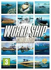 World Ship Simulator PC DVD