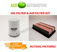 PETROL SERVICE KIT OIL AIR FILTER FOR MAZDA 6 1.8 120 BHP 2008-13